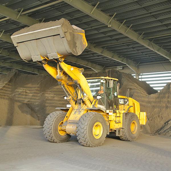 Magnetite Storage & Delivery Queensland & NSW