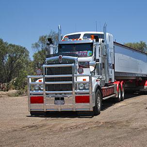 Logistics Haulage Queensland & NSW